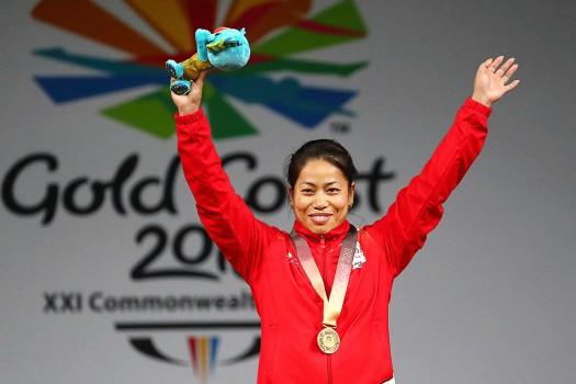 Sanjita Chanu Weightlifter