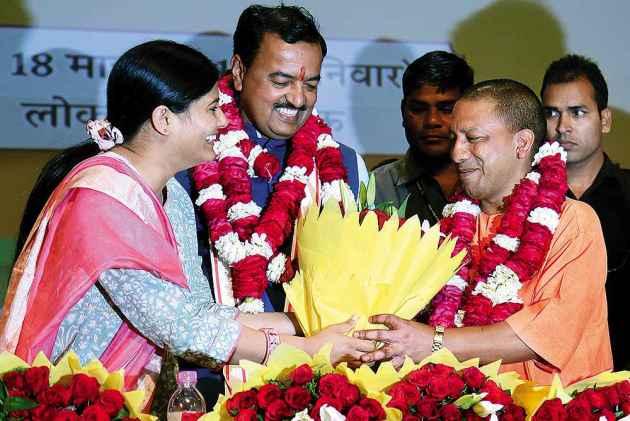 The Caste Of Poll Saffron