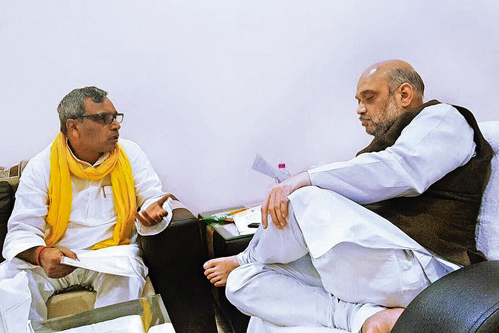 'Amit Shah Has Assured That Quota Within Quota Will Be Implemented Six Months Before Lok Sabha Election'