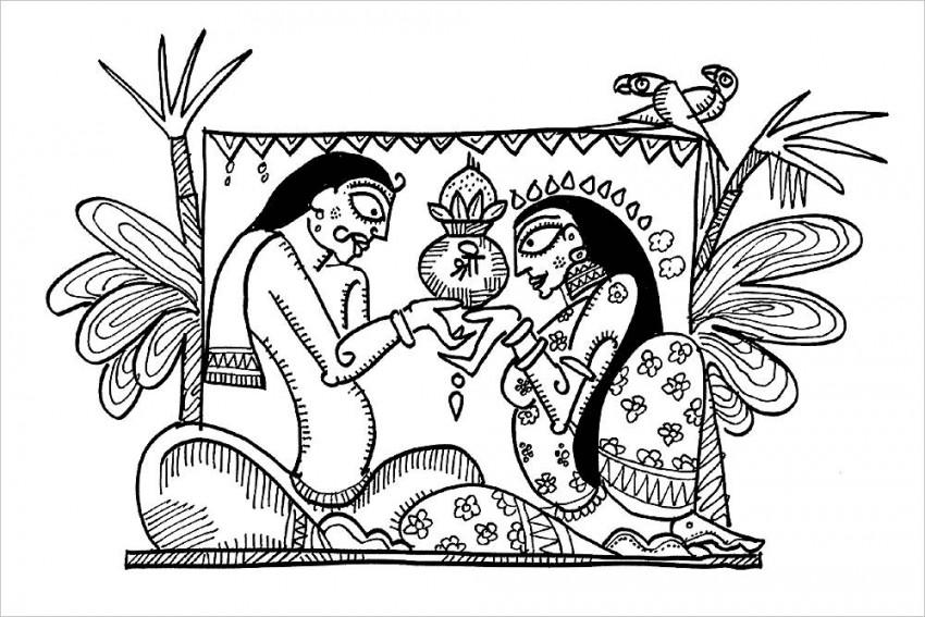 The Transfigured Pain Of Jayasi, One-Eyed Poet