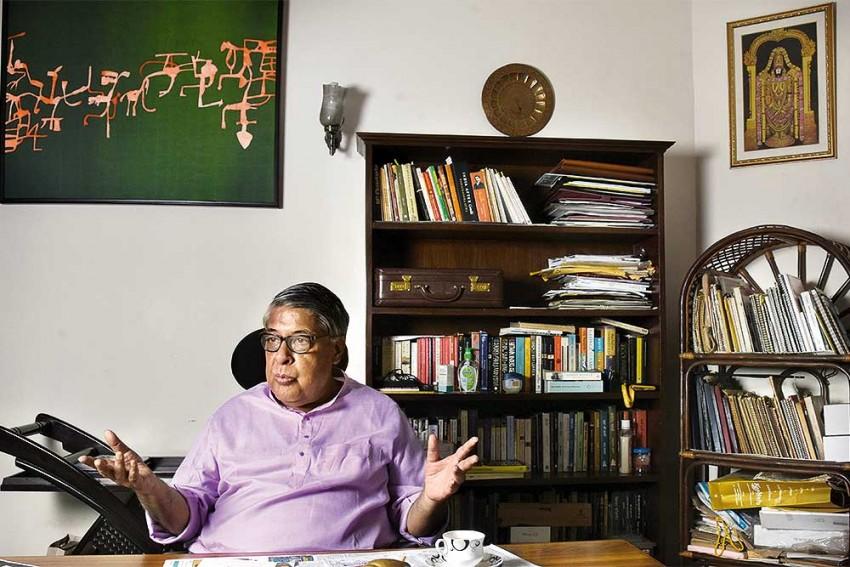 'Jayasi Makes Alauddin Reflect On The Futility Of Desire, That's Padmavat For Me '