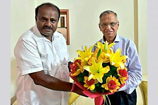 N R Narayana Murthy