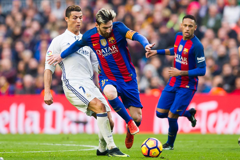 FIFA World Cup 2018: When Ronaldo Meets Messi In Moscow