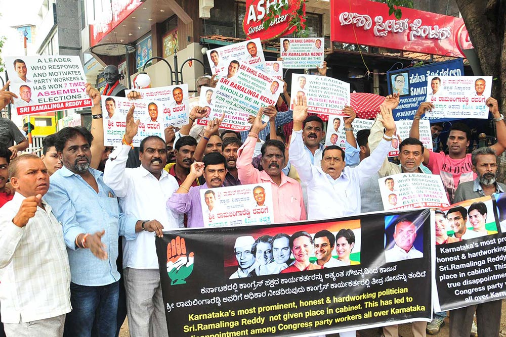 Karnataka Cabinet: Their Berth Pangs