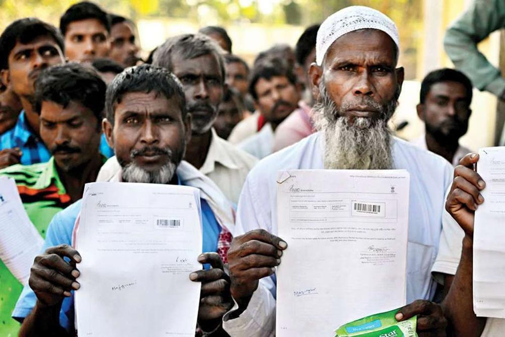 NRC: Bangladeshi Hindus, Muslims Staying Illegally In Assam Post-1971 Will Have To Go
