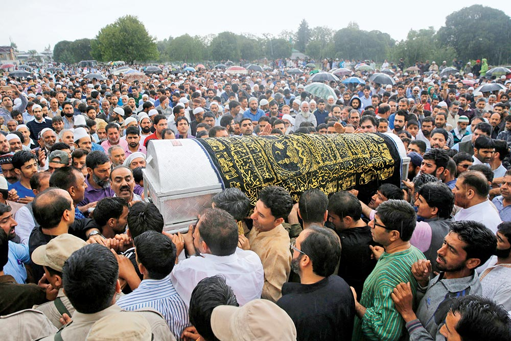 At Rising Kashmir, The Afterglow