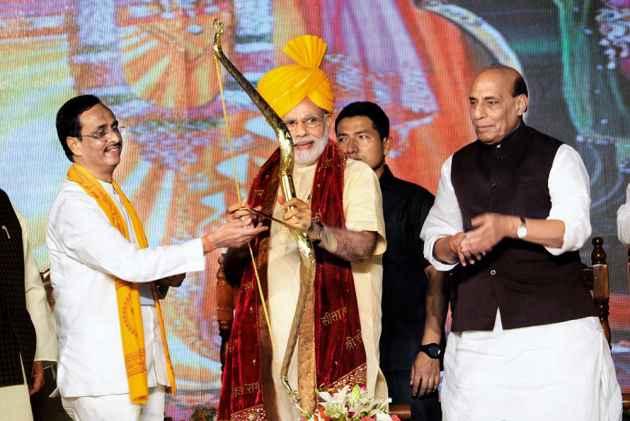 2019 Lok Sabha Election: The Vizier's Gambit