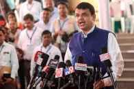 There Are Talks In BJP To Replace Maharashtra CM Fadnavis, Claim Shiv Sena MP
