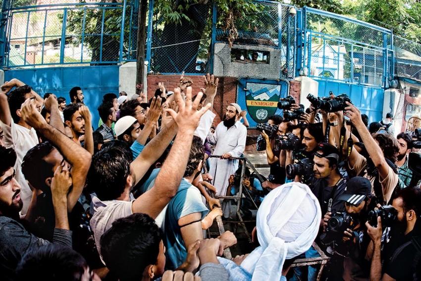 Kashmir Quagmire: The Legend Of 'UNO Sahab'