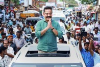 I'm A Politiculturist Who Wants To Challenge The Status Quo: Kamal Haasan