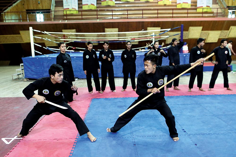 Asiad 2018: Are We Game For Pencak Silat, Kurash, Sambo?