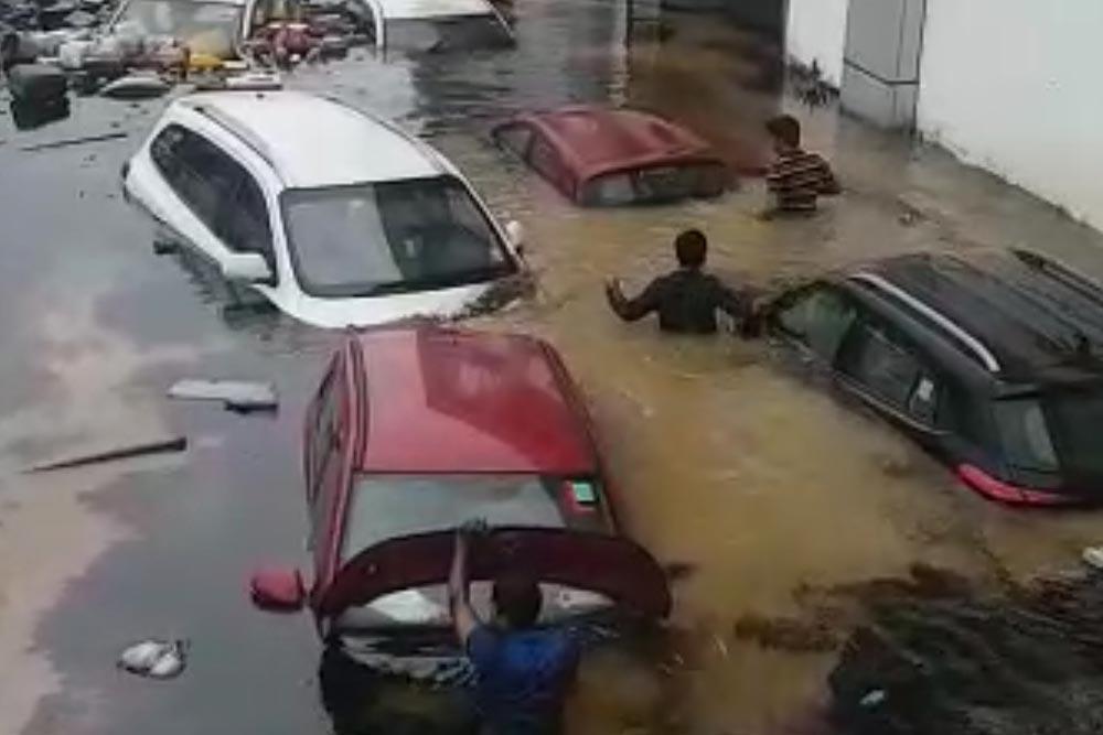 Bhubaneswar's 'Smart City No. 1' Tag Gets A Rainwash