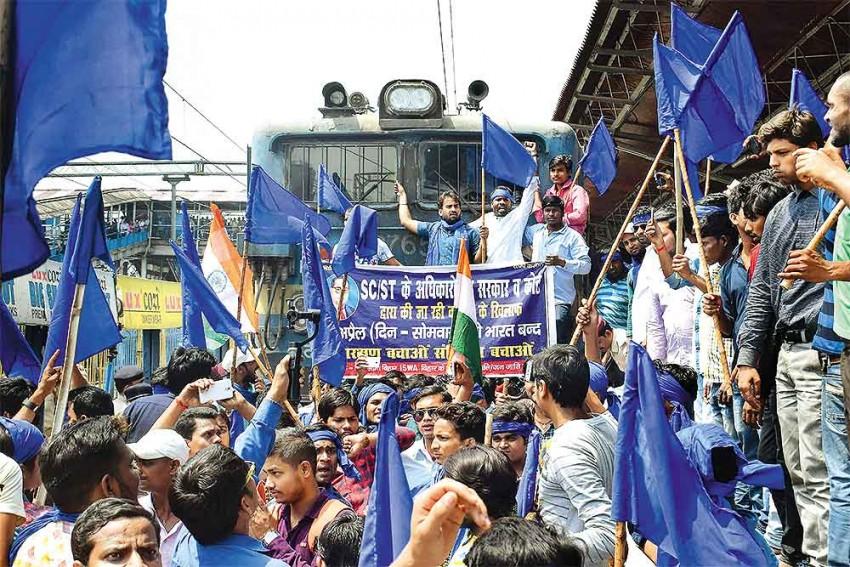 The Unquiet Dalit Street