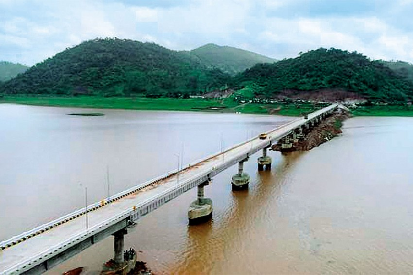 Odisha Finally Bridges A Remote Corner
