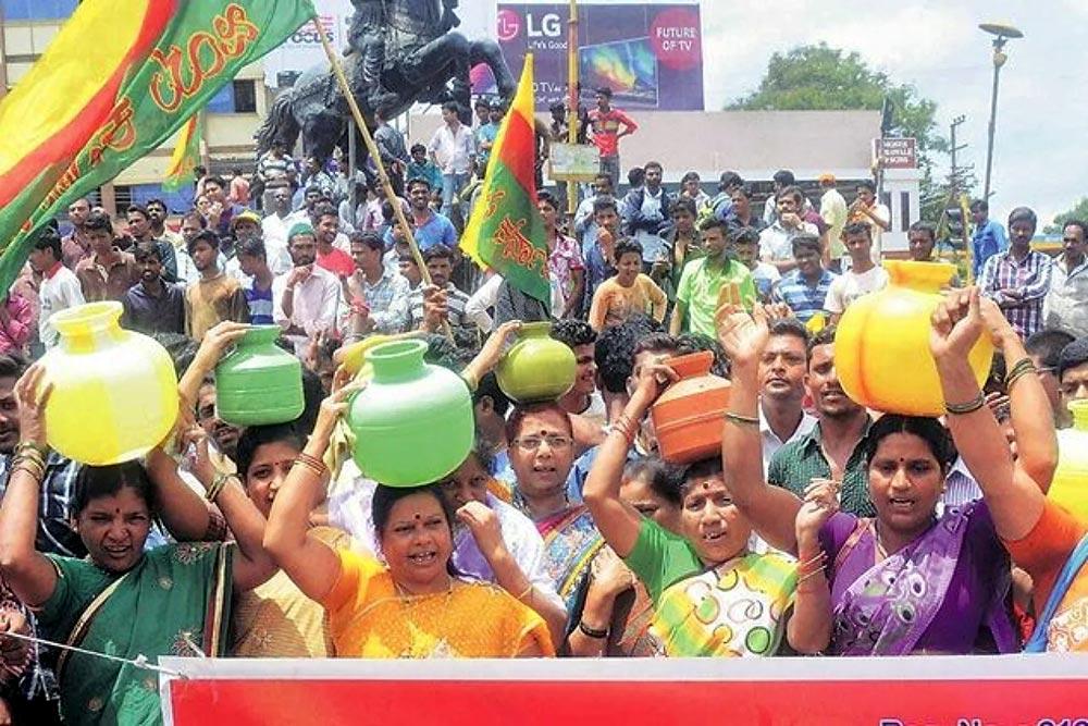 Demand For A New State Arises In North Karnataka