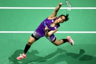 Sharply Sped The Shuttle   By Pullela Gopichand