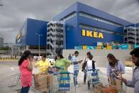 Hyderabad IKEA Store Stops Selling Veg Biryani, Samosa After Customer Finds Caterpillar In Food