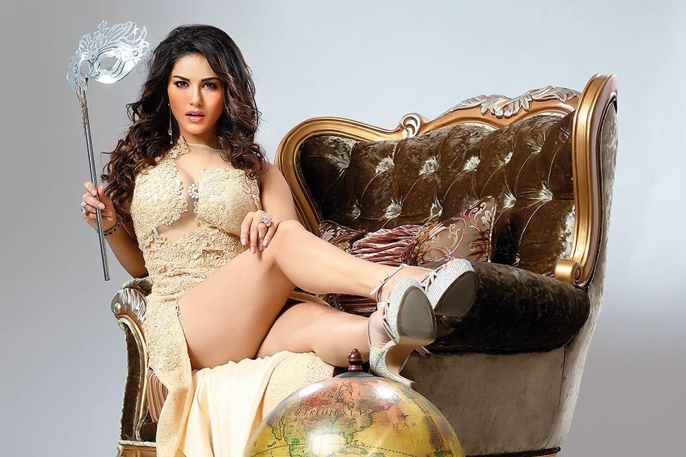 Sunny Leone: Beyond The Bolly Cloud | By Sreemoyee Piu Kundu