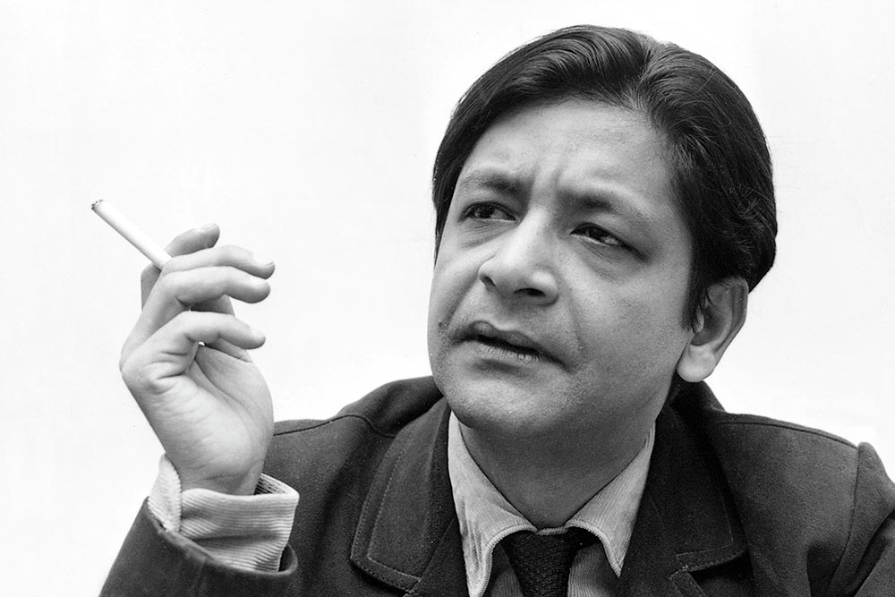 V.S. Naipaul: Bounty Of Barbs