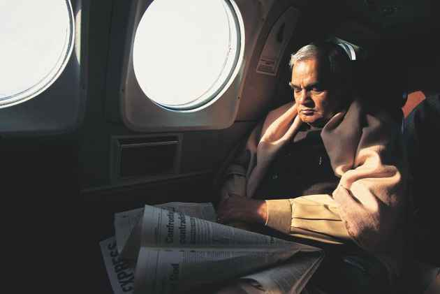 Remembering Atal Bihari Vajpayee: Poet, Politician, And Orator