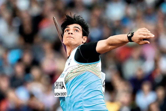 Neeraj Chopra: Under-20 Javelin Record Holder Is The Best Bet To Win A Medal