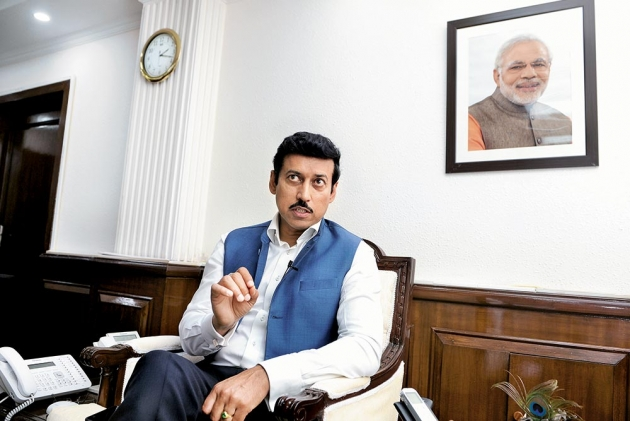 Introducing Transparency In Sports Bodies Is A Continuous Affair: Rajyavardhan Singh Rathore