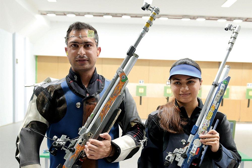Ravi Kumar: World No. 5 Rifle Ace