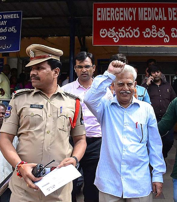 Varavara Rao