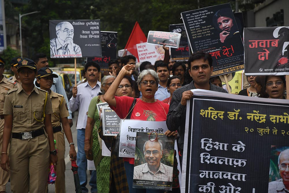 Who Killed Gauri, Kalburgi, Dabholkar, Pansare? The Puzzle Cracks, Slowly