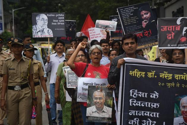 Same Group Behind Killings Of Dabholkar, Kalburgi, Lankesh: Police