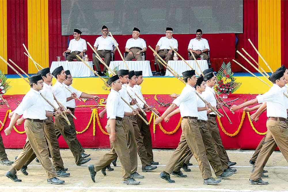 Rahul Gandhi Doesn't Know The RSS   By Seshadri Chari