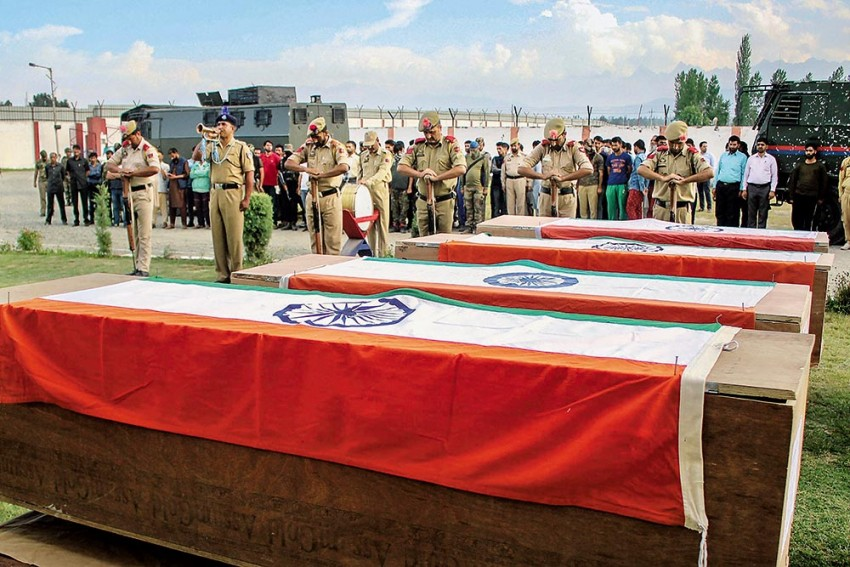 Why Families Of J&K Policemen Bear The Brunt Of Militants