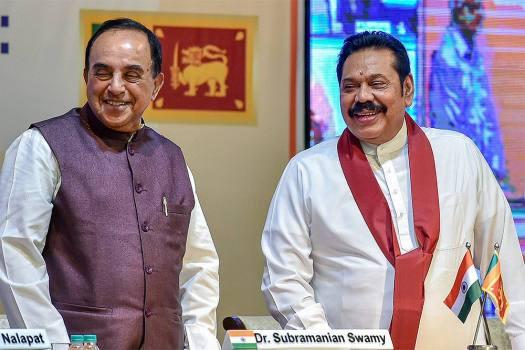 Subramanian Swamy Dr