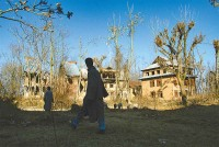 Homes Of Kashmiri Pandits Abandoned Decades Ago, But Not Left Untouched