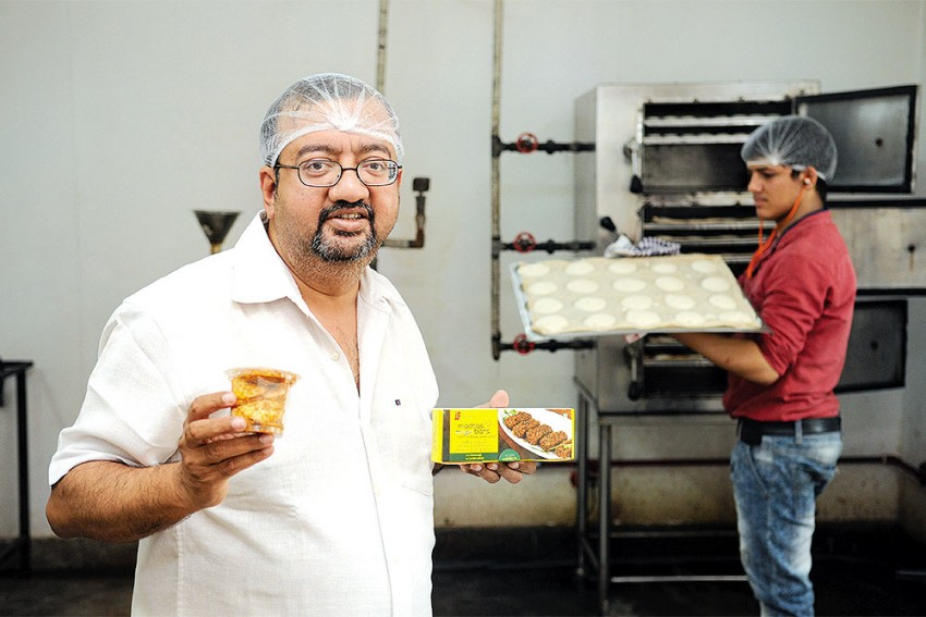 The Man Who 'Messed Up' The Idli