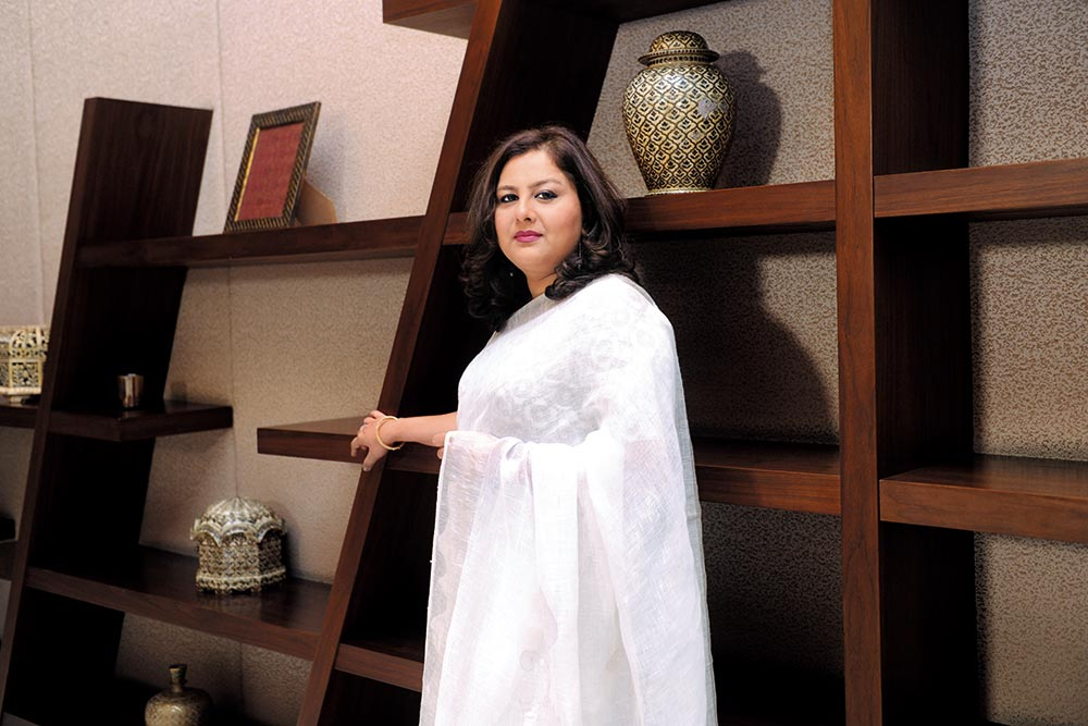 Portrayal Of Women In Indian Cinema Has Changed Drastically: Vani Tripathy Tikoo