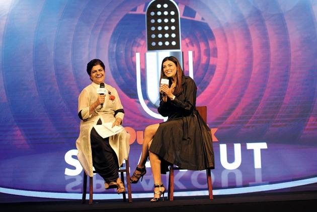 Mum's The Word | By Sushmita Sen