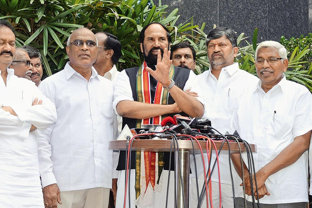 Uncertain Poise: Opposition Unity May Foil KCR's Poll Plans