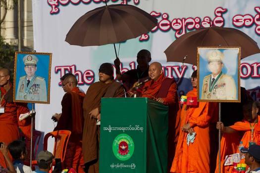 Bhikkhu Wirathu