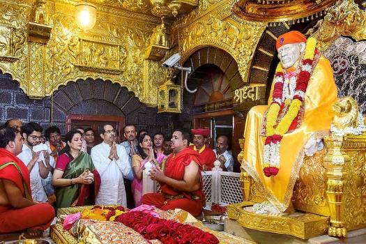 Shirdi Sai Baba: Latest News on Shirdi Sai Baba, Shirdi Sai