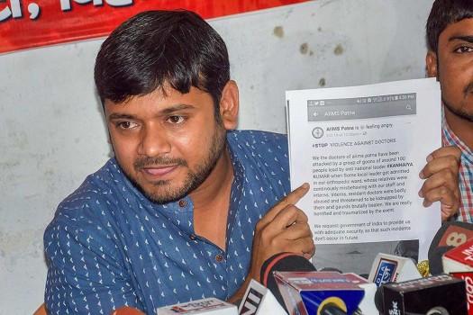 Kanhaiya Kumar