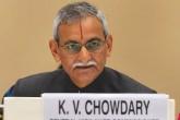 K. V. Chowdary