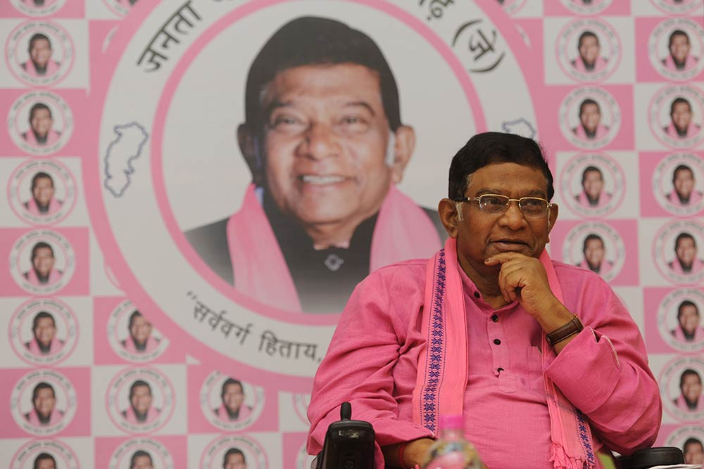 Raman ­Singh Has Failed On All Counts. And Congress Is Irrelevant: Ajit Jogi
