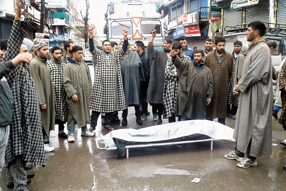 Killed While Wandering, Mentally Challenged People Are Victims Of Kashmir Insurgency