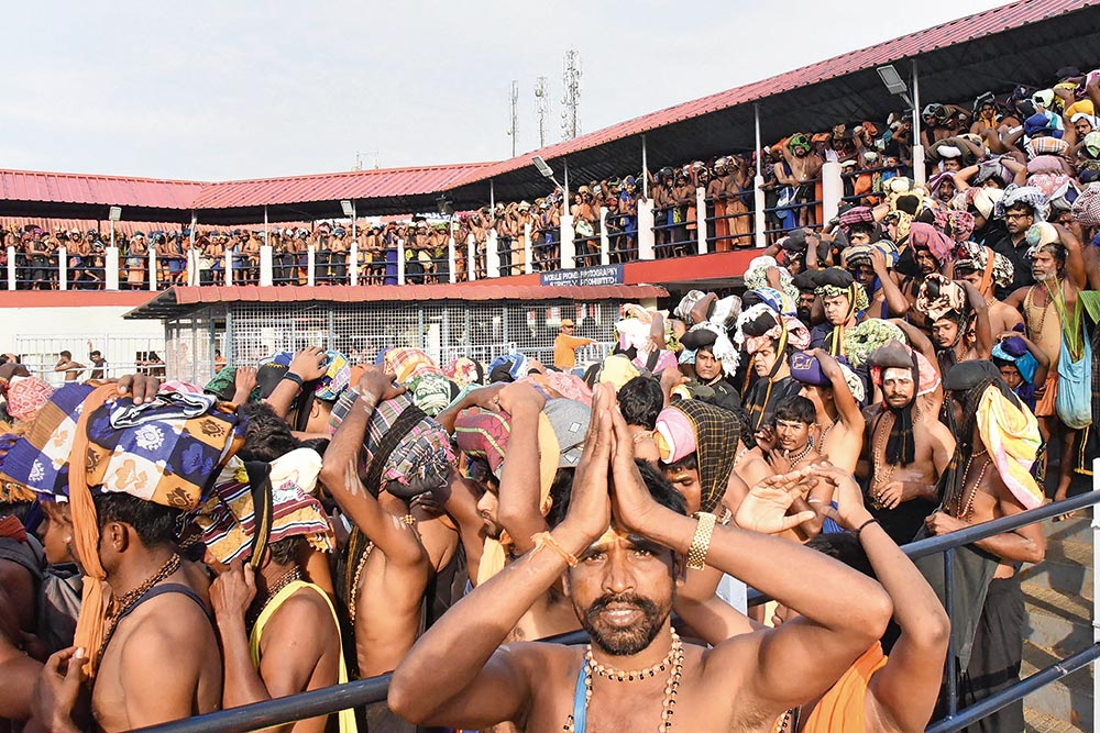 Sabarimala Row: SC Disregarded Tradition Followed By Generations Of Devotees