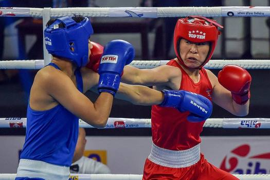 Sonia Chahal (Boxer)