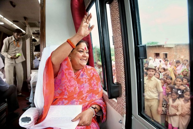 Ahead Of Elections, A Walk Through Rajasthan's Political Landscape