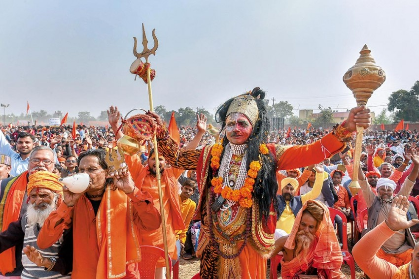 <em>Sants</em> At Ayodhya Want An Ordinance, But It Won't Be Simple