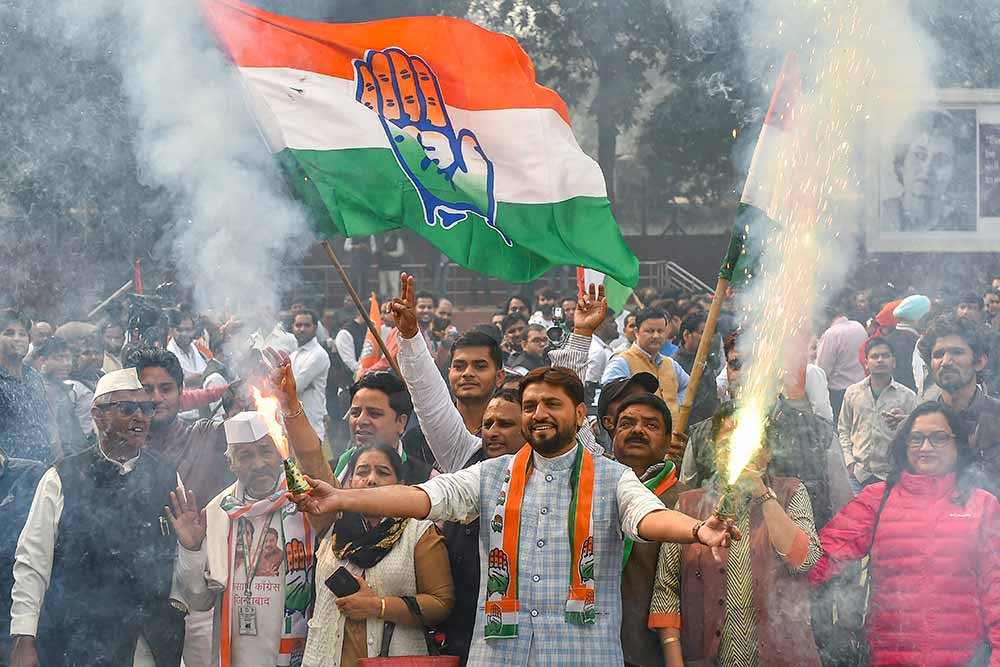 Exclusive | Outlook-Lokniti-CSDS Election Analysis: What Led To Congress' Win In Hindi Heartland