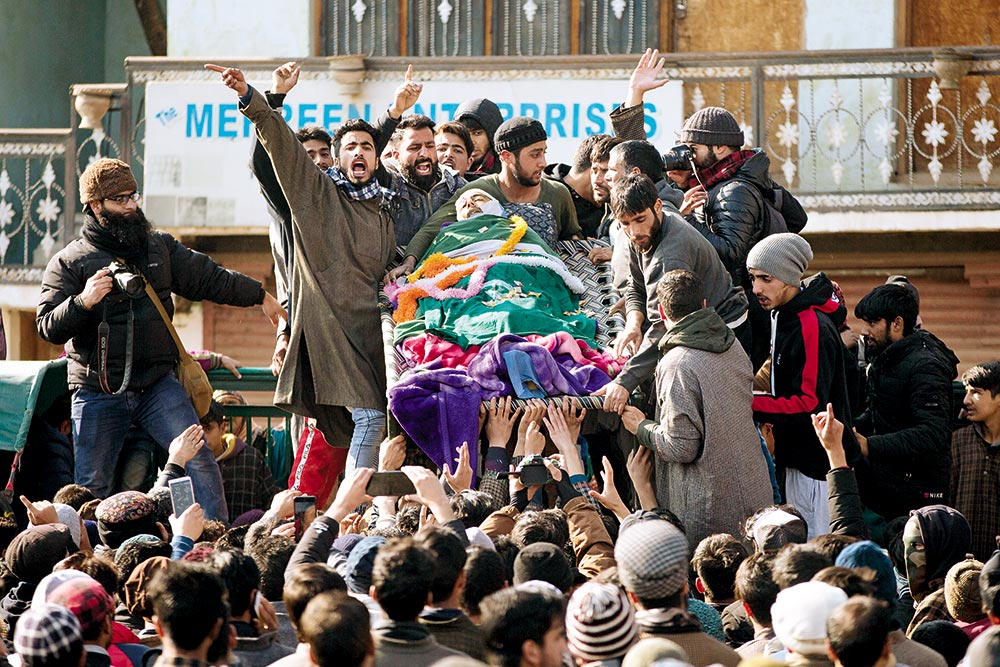 Pulwama Killings Have Put J&K Assembly Elections On Backburner